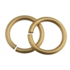 Chain Maille Jump Ring 18ga Brass Non-tarnish 5.9mm